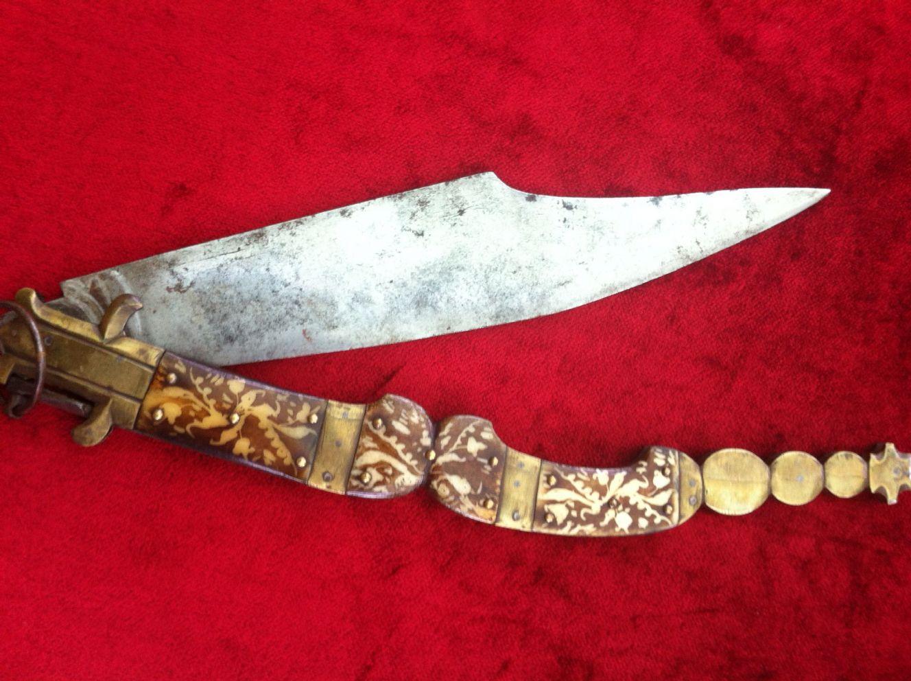 Фото нож наваха 3