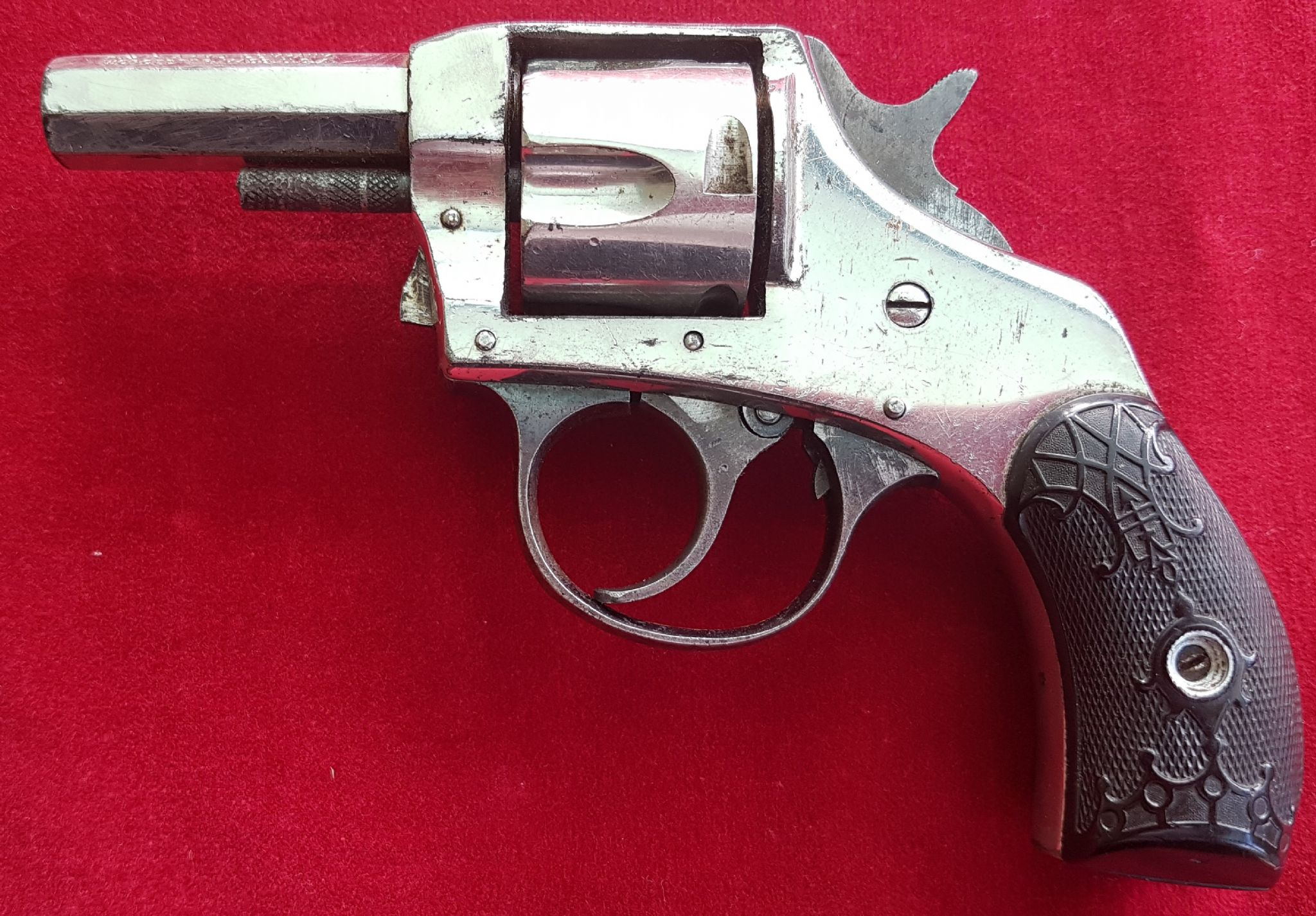 X X X Sold X X X Young America Bulldog 32 Rimfire Revolver Circa